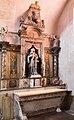 Rodez-Église Saint-Amans-Autel et retable de Saint Joseph-20140622.jpg
