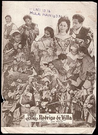 Rodrigo de Villa - Advertorial flyer, Indonesian version