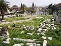 Roman Agora in Athens.jpg