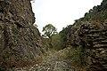 Roman road, La Cluse - panoramio.jpg