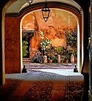 Courtyard Wikipedia