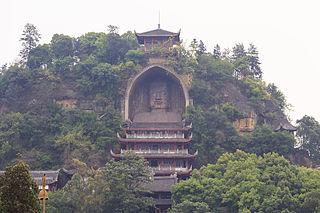 Rongxian Giant Buddha