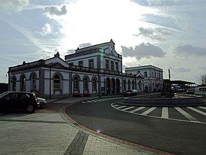Ronse - Ronse railway station