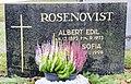Rosenqvist, Albert Edil, wrestler, Ingå graveyard.jpg