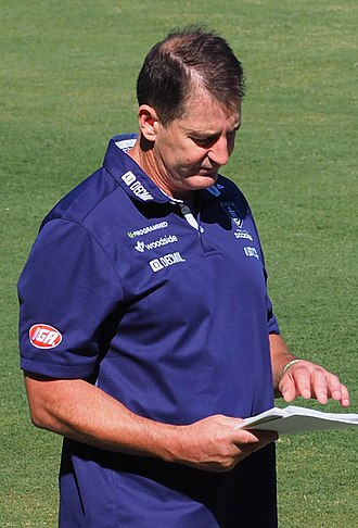 Ross Lyon - Lyon in March 2016