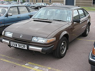 British Leyland - 1977 Rover SD1