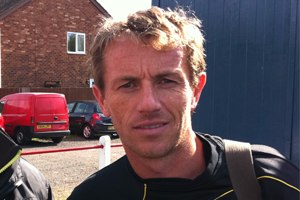 Gary Rowett - Pictured in 2011