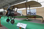 Royal Military Museum, Brussels - Sopwith Camel (11449208834).jpg