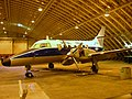 Royal Navy Jetstream ZE440 stored at Shawbury (4567699616).jpg