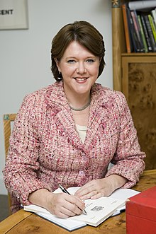 Rt Hon Maria Miller MP, Secretary of State for Culture, Media and Sport (8185456067).jpg