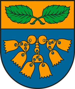 Rucava Municipality - Image: Rucavas novads COA