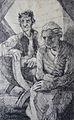 Rudolf Heinisch, Altes Paar, 1930.JPG