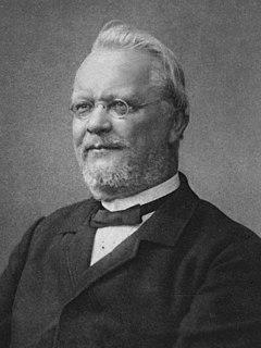 Rudolf Leuckart German zoologist