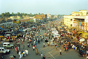 "Ratha Yatra (Puri) - The ""Bada Danda"" or the Grand Avenue"