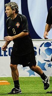 Rui Barros Portuguese footballer and manager