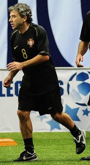 Rui Barros - Barros at the 2011 Legends Cup