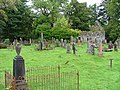 Ruined Church and Burial Ground - geograph.org.uk - 750364.jpg