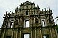 Ruins of Saint Paul's, Macau (Ank Kumar) 08.jpg