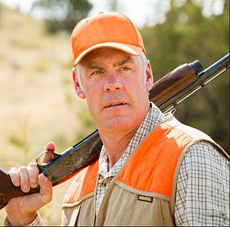 """Ryan Zinke - Zinke's """"in the field"""" portrait as Secretary of Interior"""