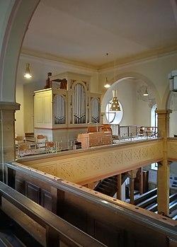 Söhnstetten, Martinskirche, Orgel (9).jpg