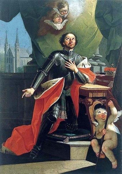 sveti Leopold - knez