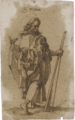 SAINT JAMES THE LESS, HOLDING HIS HATTER'S BOW.PNG