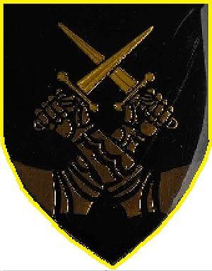 Regiment Bloemspruit - SANDF Regiment Bloemspruit emblem