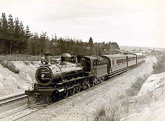 South African Class 5A 4-6-2 - Image: SAR Class 5A (4 6 2)