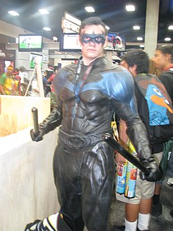 SDCC 2011 - Nightwing (5973602668).jpg