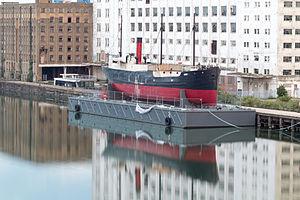 SS Robin - SS Robin, July 2014.