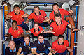 STS-120 Two Crews.jpg