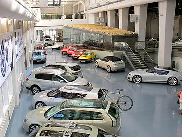 Saab Car Museum – Wikipedia