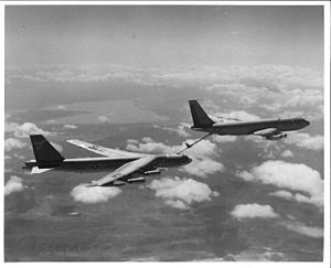 821st Strategic Aerospace Division - B-52G and KC-135A as flown by the division's strategic wings
