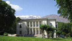 בית הנשיא האיראני בפרברי טהראן