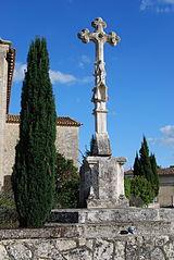 croix de cimetière de Sadirac
