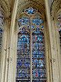 Saint-Germer-de-Fly (60), Sainte-chapelle, vitrail n° 1, registres supérieurs.jpg