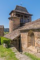 Saint James the Greater church of Brousse-le-Chateau 09.jpg