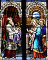Saint Mary Catholic Church (Tiffin, Ohio) - stained glass, The Presentation.jpg