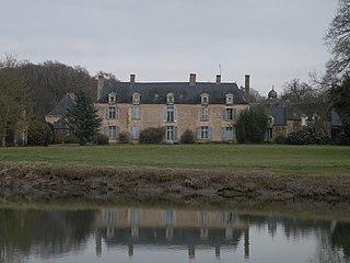 Sainte-Anne-sur-Vilaine Commune in Brittany, France