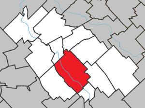 Sainte-Marie, Quebec