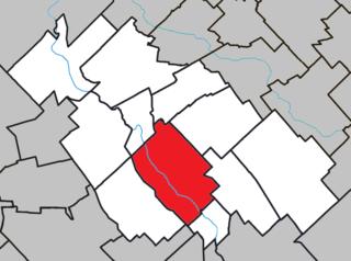 Sainte-Marie, Quebec City in Quebec, Canada