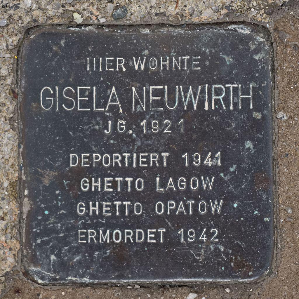 Neuwirth, Gisela