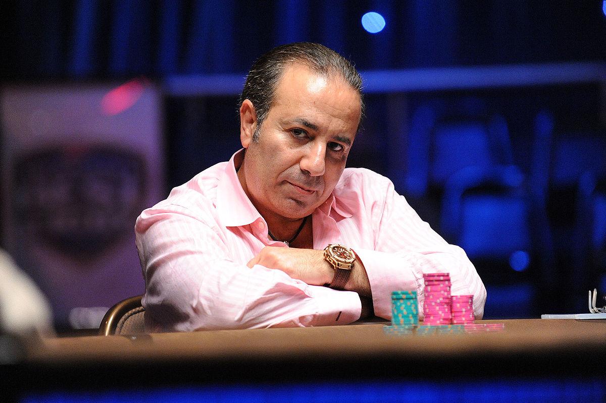 Sam Farha - richest poker players