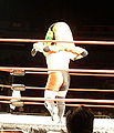 Samoa Joe muscle buster in London Sep 2008.jpg