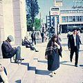 Samsun Ziraat Bankası önünden, 1968.jpg