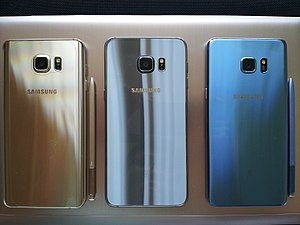 Samsung Galaxy Note 5, S6 edge+ and Note 7 backside 20161010.jpg
