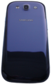 Samsung Galaxy S III Pebble Blue Back Tilted (smooth).png