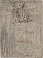 Samuel Annointing David; verso- sketch of two figures MET DP802468.jpg