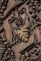 San Agustin Church Door Carving II (34144390732).jpg
