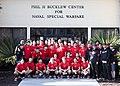 San Diego State University Baseball Team Visits Naval Special Warfare Center (6028006).jpg
